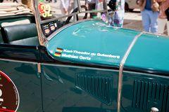 """Mille Miglia 2012 """"Karl Theodor zu Guttenberg"""""""