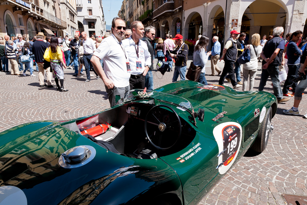 """Mille Miglia 2012 """"No 199"""""""