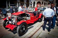 """Mille Miglia 2012  """" No1"""""""
