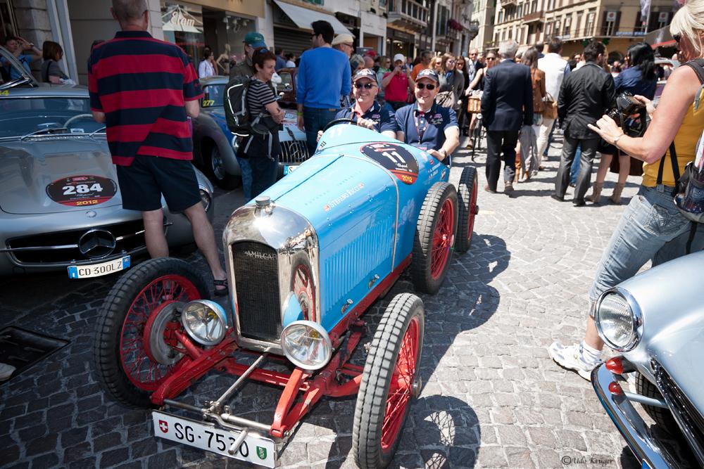 """Mille Miglia 2012 """"No11"""""""