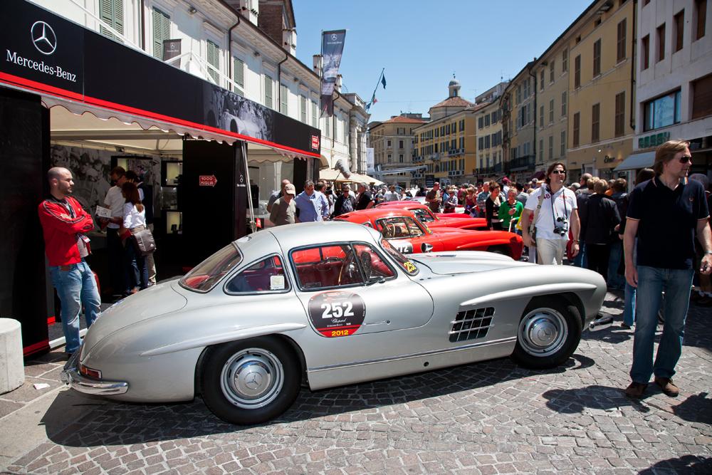 """Mille Miglia 2012  """"No252"""""""