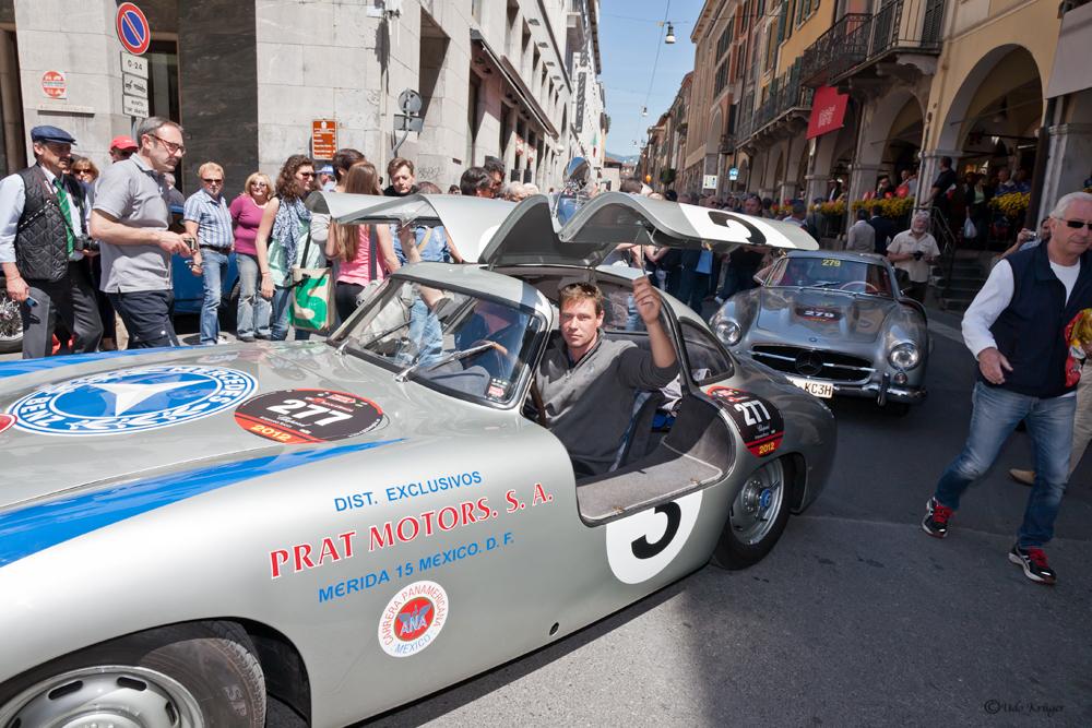 """Mille Miglia 2012 """"No277"""""""