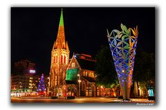 Millenium Cone at Christchurch Cathedral 1