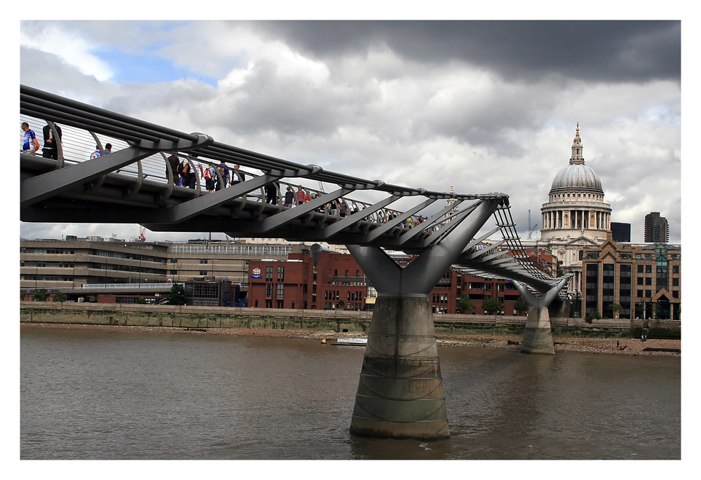 Millennium Bridge - London