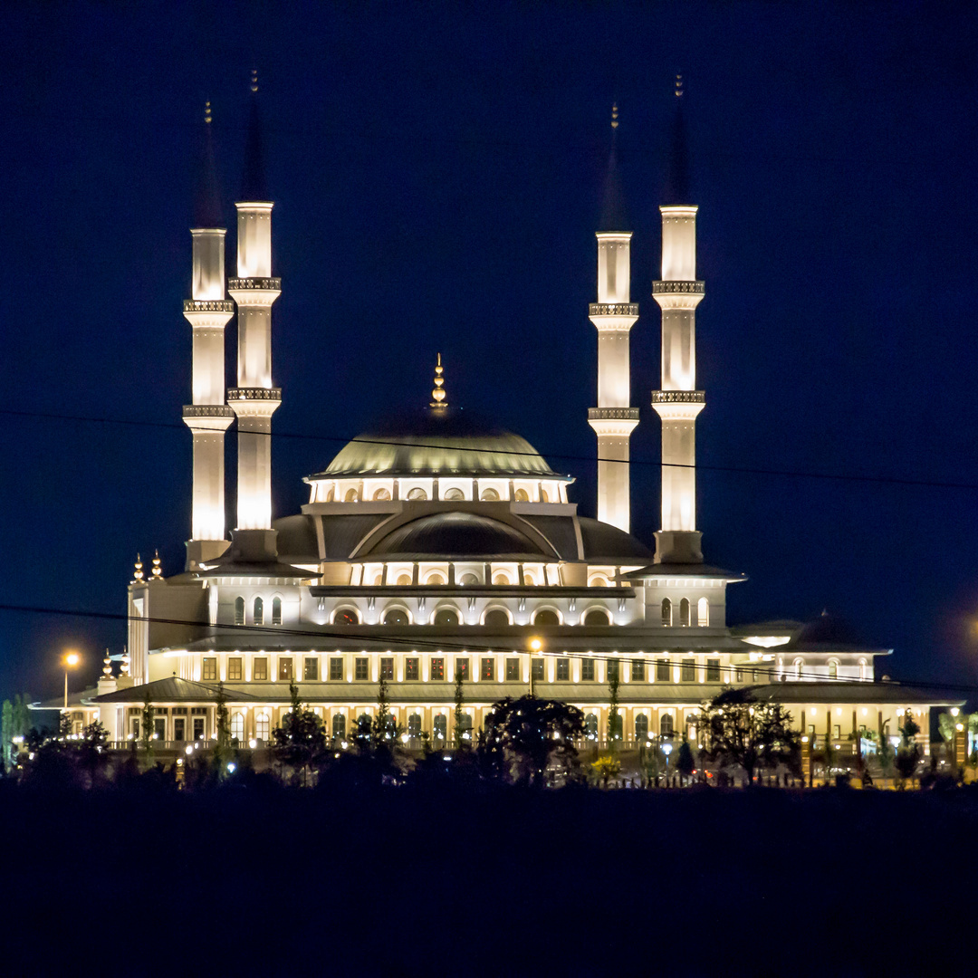 Millet Camii Bestepe Ankara