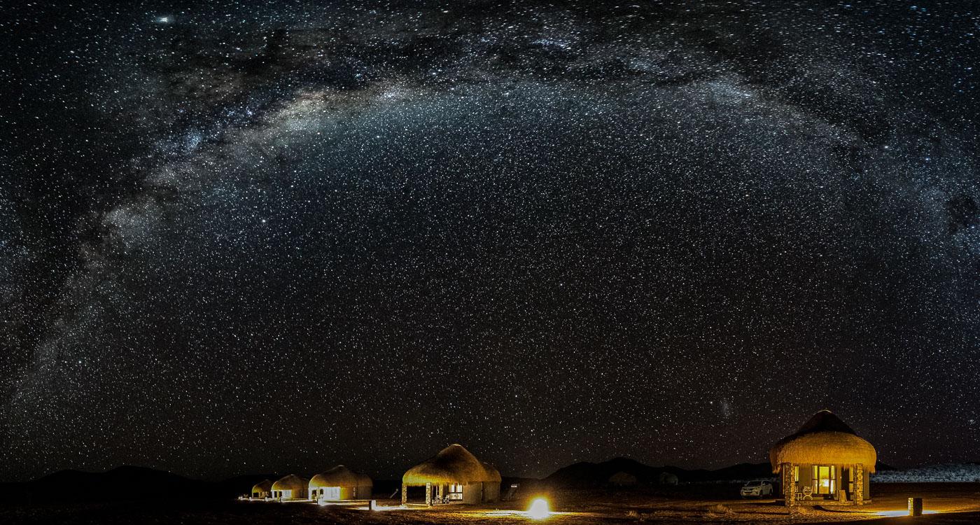 Millionen von Sternen