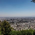 Millionenstadt Santiago