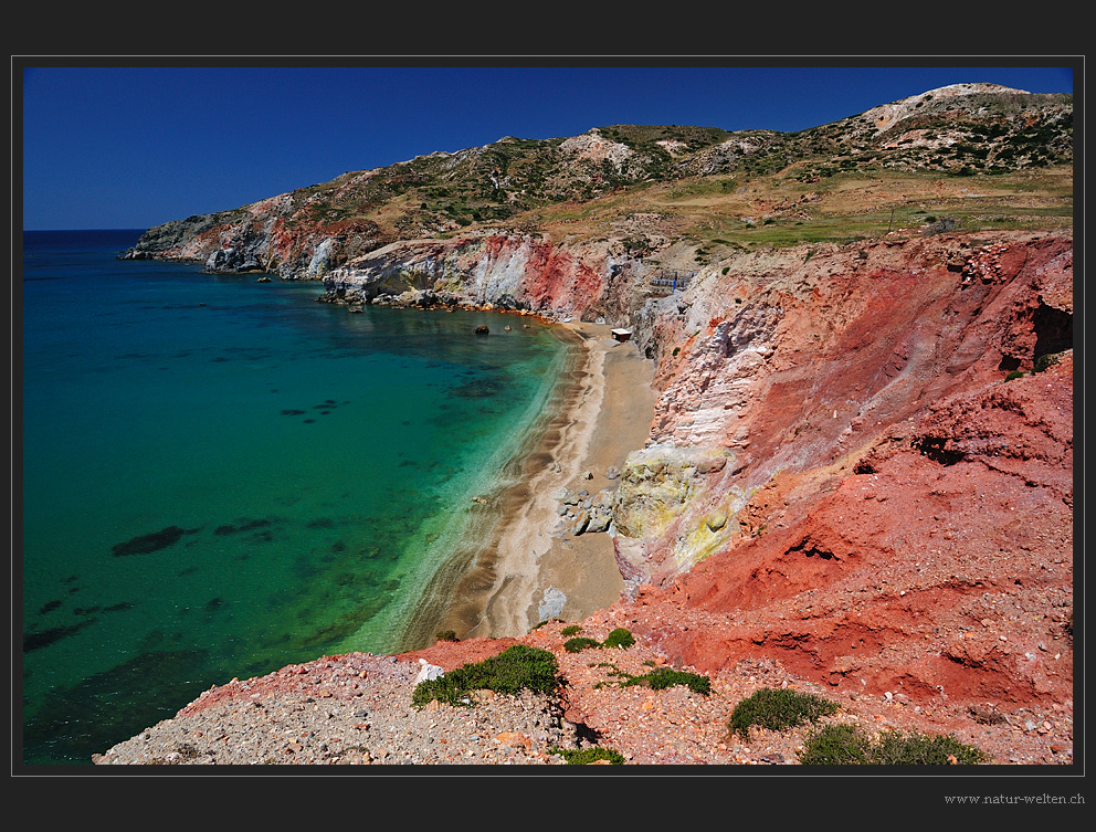 Milos - Insel der Farben