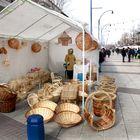 Mimbre y cestería en Chillán
