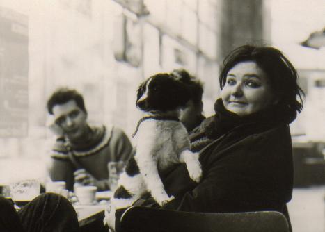 mimy, Folie und Alain