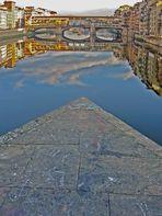 minaccia a Ponte Vecchio
