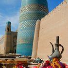 Minareto di Khiva