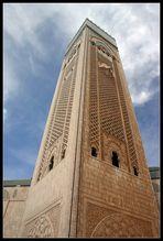 Minarett der Superlative, Casablanca, Marokko