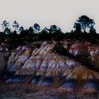 minas a cielo abierto, Estercuel, Teruel