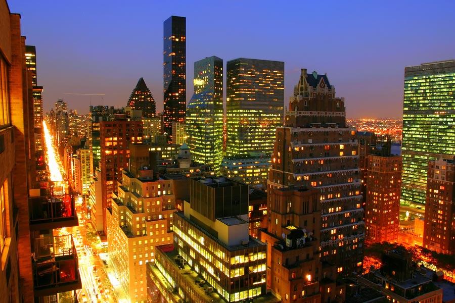 Ming Tan in New York