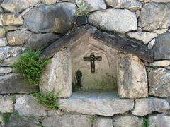..Mini chapelle de montagne...