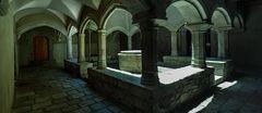 Mini claustre cister