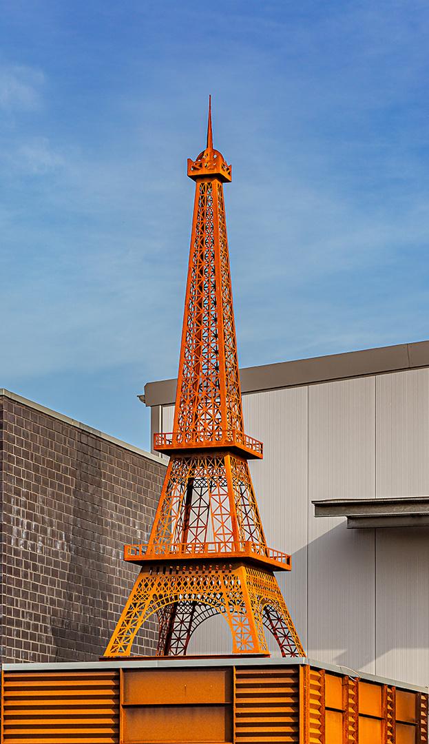 Mini-Eiffelturm