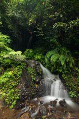 Mini Falls at the Gitgit Waterfall