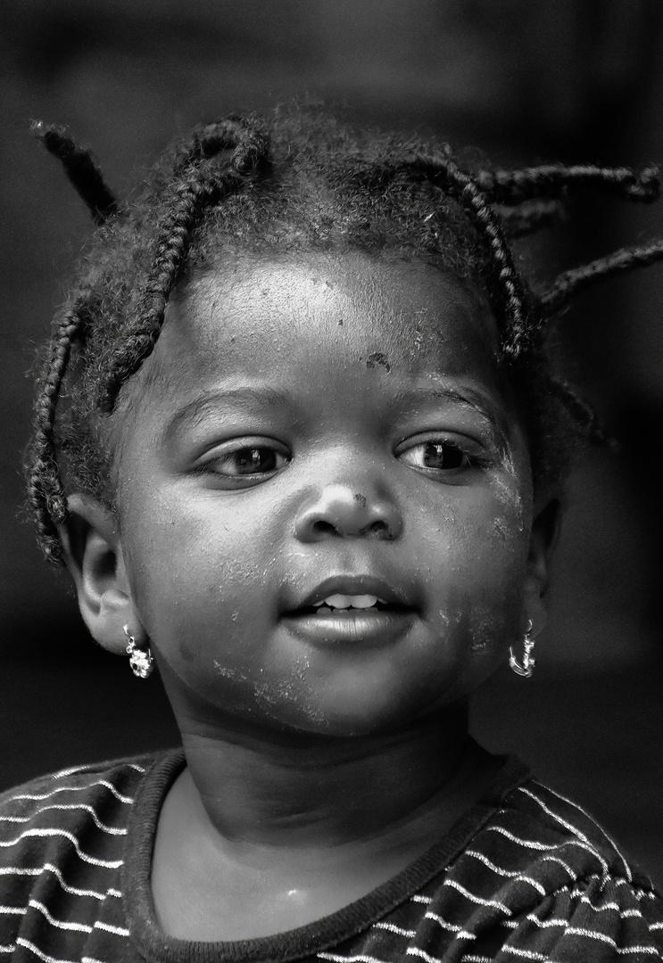 mini girl Cap Verde