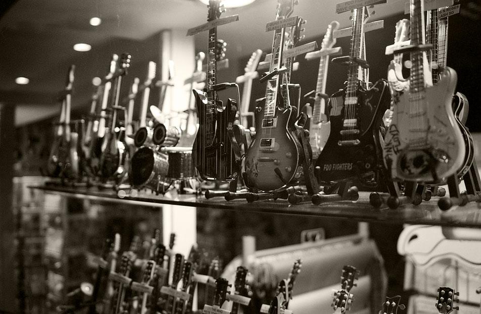 Mini Gitarren