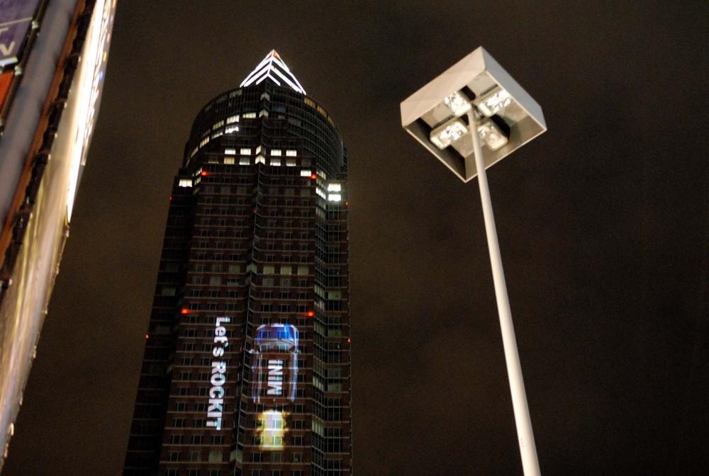 MINI Messeturm Frankfurt 3