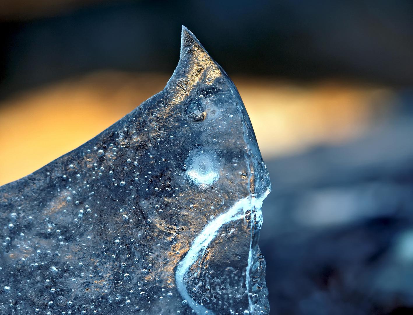Mini Natur-Eis-Feuerwerk! * - Mini feu d'artifice fait de glace!