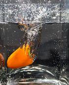 Mini Paprika geht baden 2