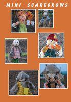 Mini Scarecrows