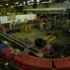 Mini - Teilchenbeschleuniger in CERN