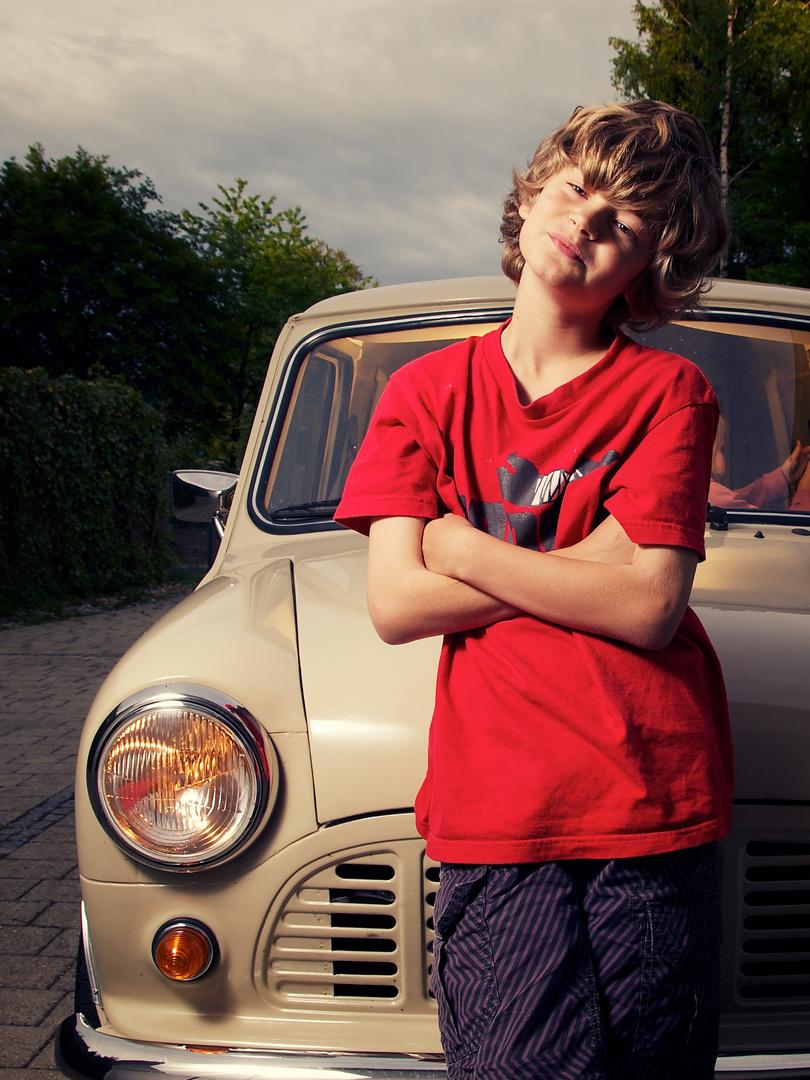 MINI Van - The Original!