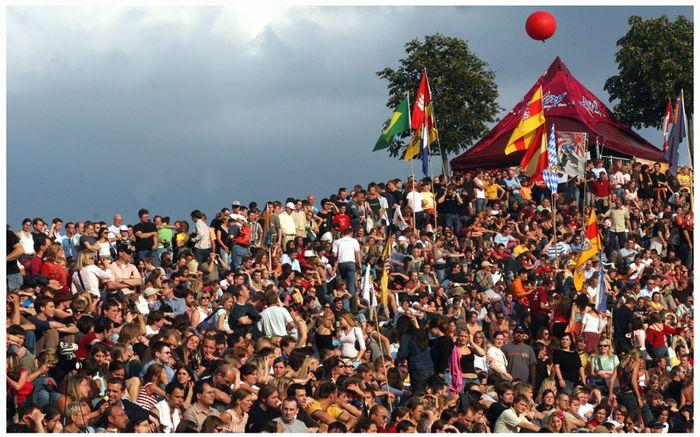 Mini Woodstock in Karlsruhe