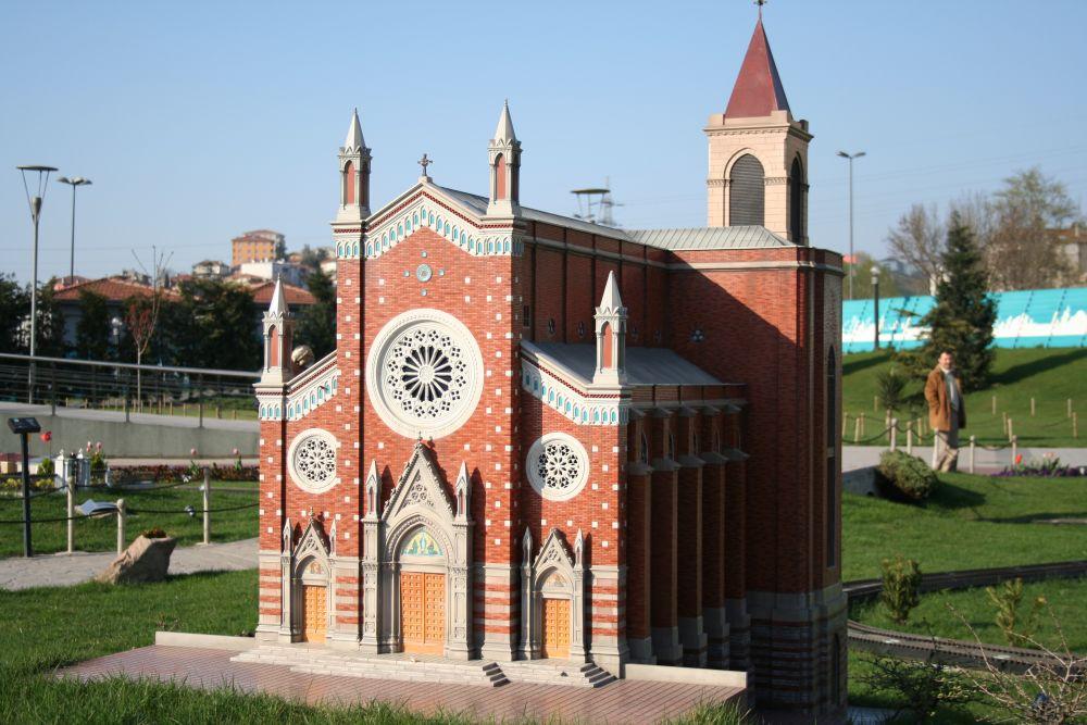 MINIATÜRK- SAINT ANTOINE Kilisesi