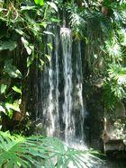 Miniatur-Wasserfall