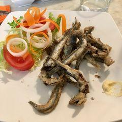 Minifische - der Fischfan freute sich riesig ;-)))