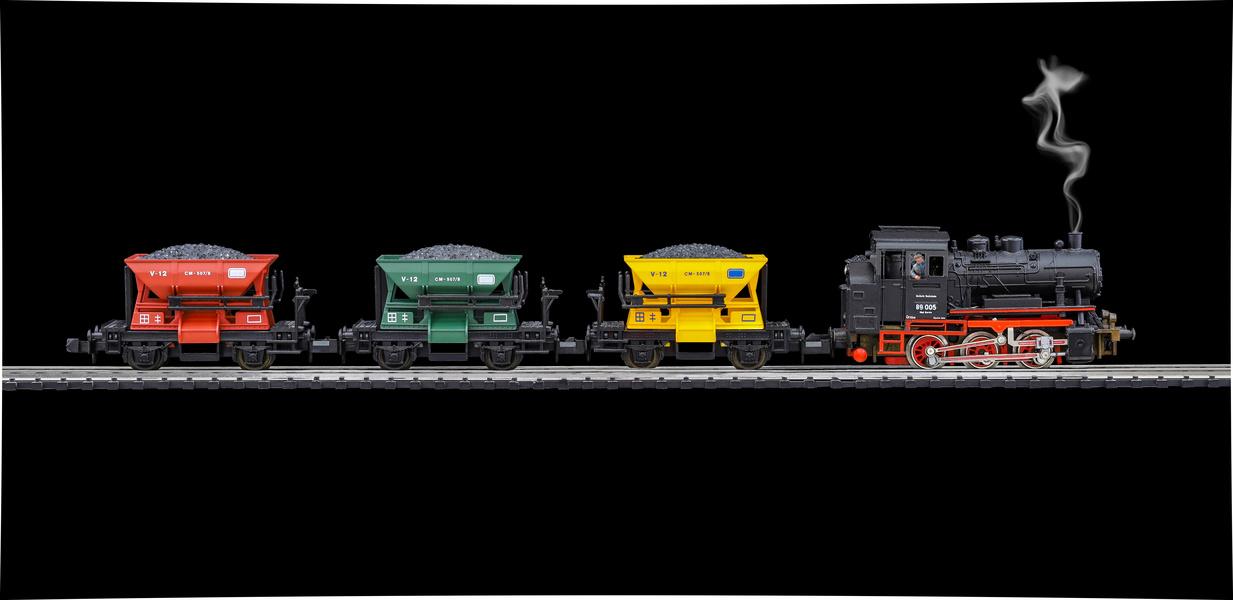 Minitrix-Modelbahn