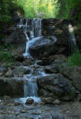 Miniwasserfall....