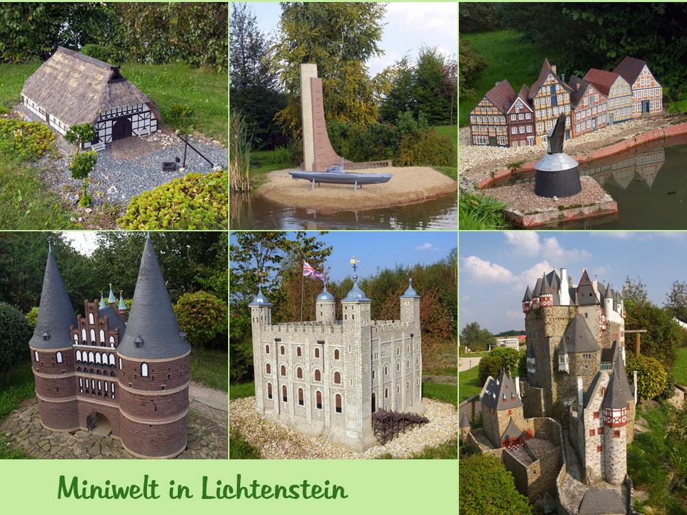 Miniwelt in Lichtenstein (7) Mix