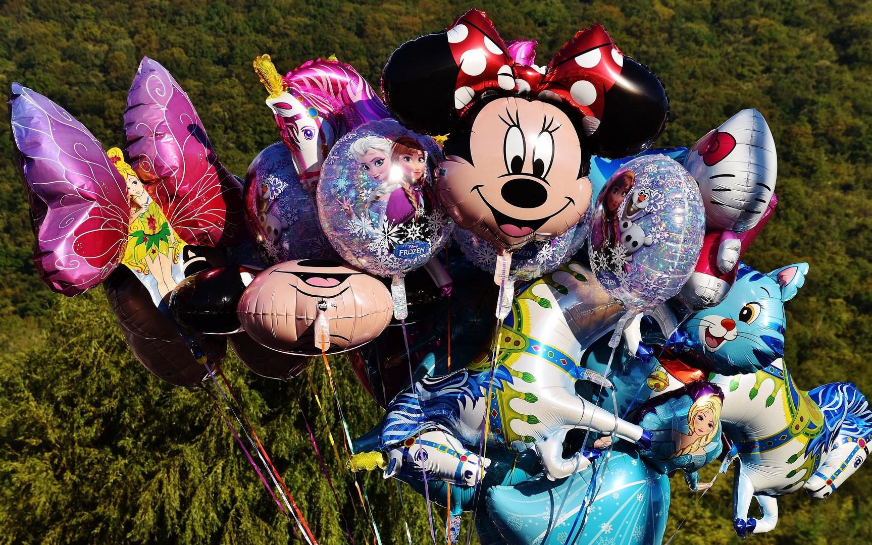 Minnie Mouse et toute sa troupe !