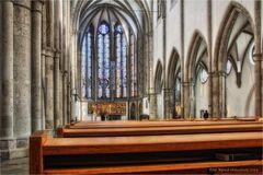 Minoritenkirche (St. Mariä Empfängnis) ..... zu Köln