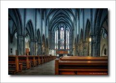 Minoritenkirche zu Köln ...