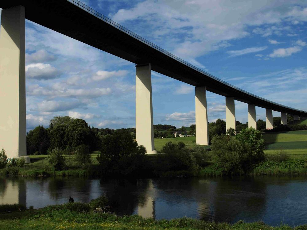 Mintarder Brücke / Ruhrtalbrücke