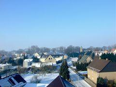 °°° Minus 20,4 °C im typischen Angerdorf Stolzenhain an der Röder °°°