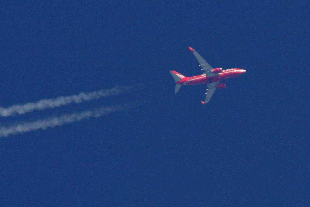 Mir unbekannte Fluggesellschaft