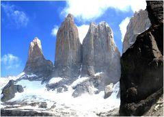 Mirador bei den Torres del Paine