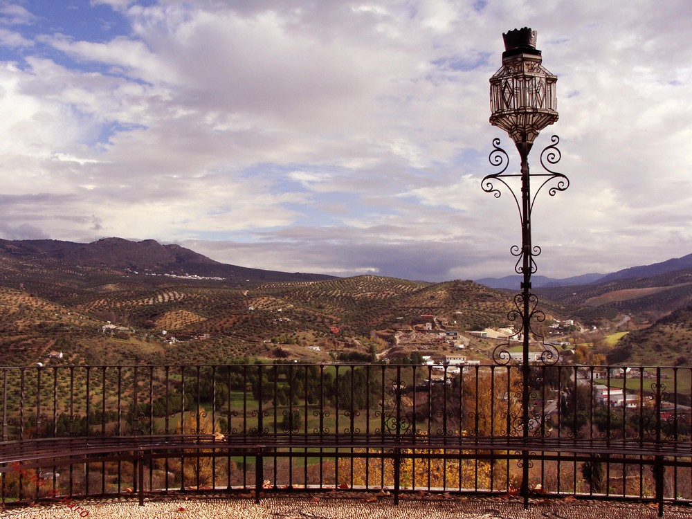 Mirador de Priego de Córdoba