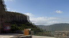 Mirador Degolladade de Paraza La Gomera