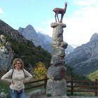 Mirador del Tombo. Picos de Europa.