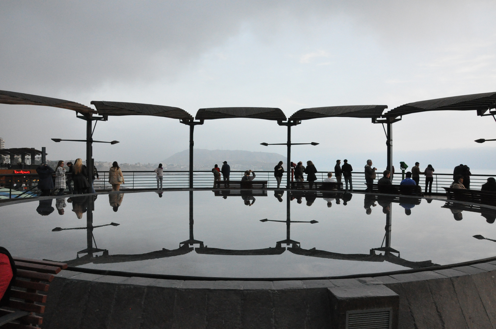 Mirador en Lima