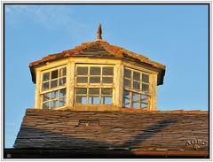 Mirador sobre el tejado